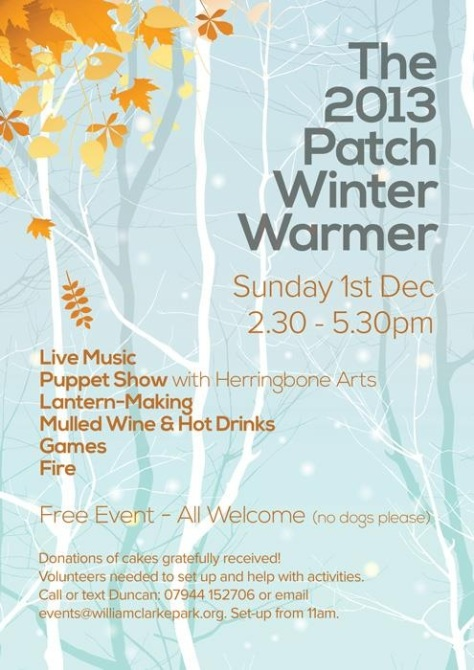 Winter Warmer 2013